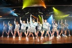 AKB48「サムネイル」公演(C)AKS
