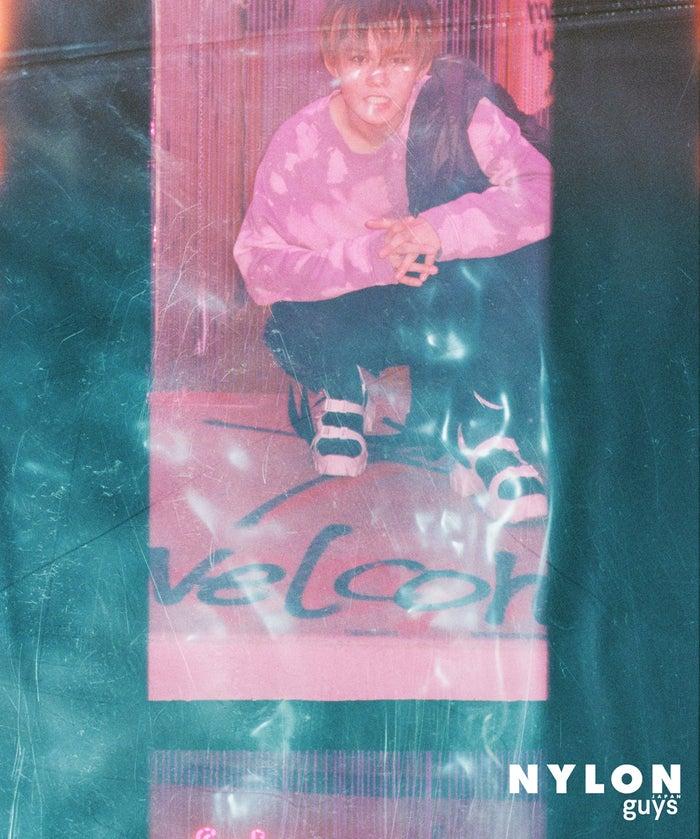 超特急カイ「NYLON guys JAPAN KAI STYLE BOOK MINI EDITION」(C)NYLON guys JAPAN