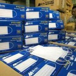 マスク10万枚を市民に無料配布へ 備蓄分の半分