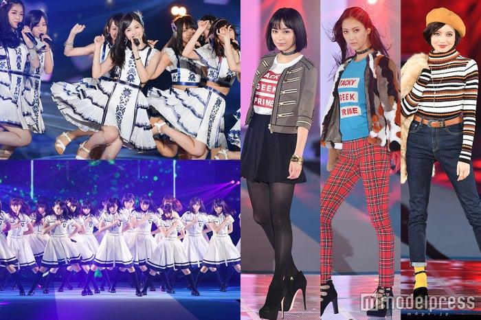 「GirlsAward 2016 A/W」出演者(C)モデルプレス