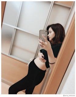 モデルプレス - 元乃木坂46畠中清羅、妊娠6ヶ月ふっくらお腹披露