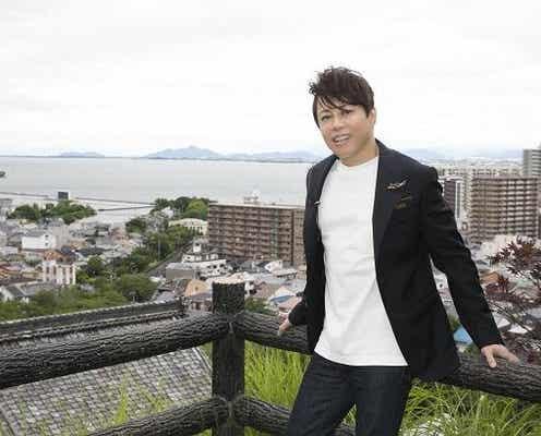 アーティストの原点に迫るdTV「Roots」に西川貴教が登場 地元・滋賀県の三井寺で全9曲を熱唱