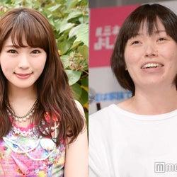 "NMB48渋谷凪咲、""似てる説""の尼神インター・誠子から""売られた喧嘩""を買う"
