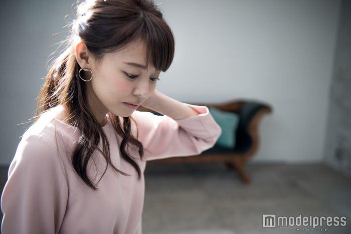 """女子アナの""""素""""っぴん>宮澤智ア..."""