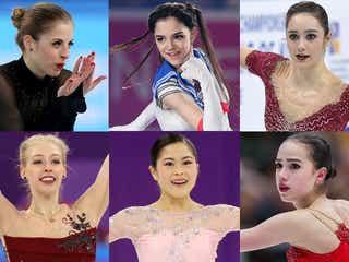 【平昌五輪】フィギュアスケート注目の美女6人 メドベージェワら海外勢も要チェック
