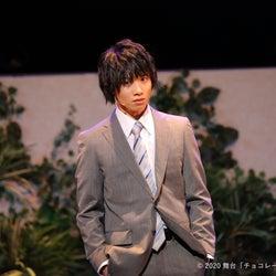 植田圭輔「かわいい生徒たちを何卒よろしく」 舞台「チョコレート戦争」開幕