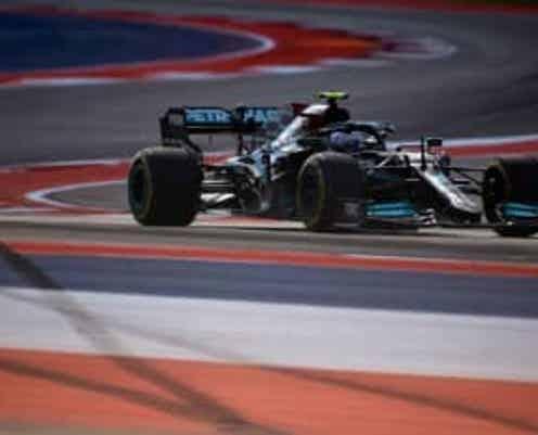 F1=米国GPフリー走行、5グリッド降格のボッタスが最速