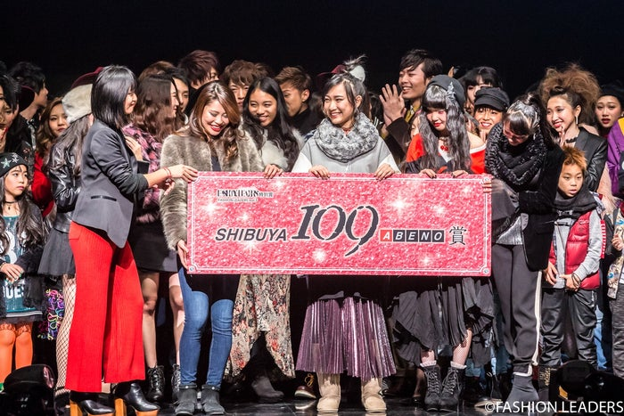 SHIBUYA109ABENO賞(C)FASHION LEADERS