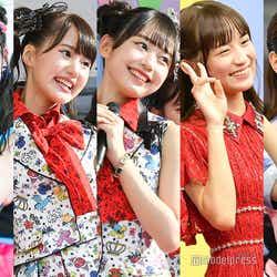 モデルプレス - TIFでのパフォーマンスが光った48グループ&坂道美女5人