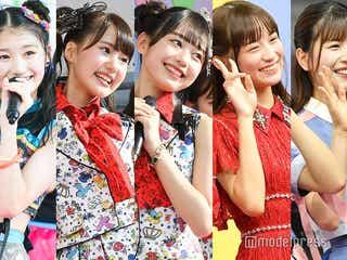 TIFでのパフォーマンスが光った48グループ&坂道美女5人