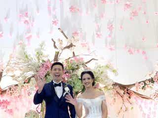「インドネシア住みます芸人」アキラ・コンチネンタル・フィーバー、結婚を発表<本人コメント>