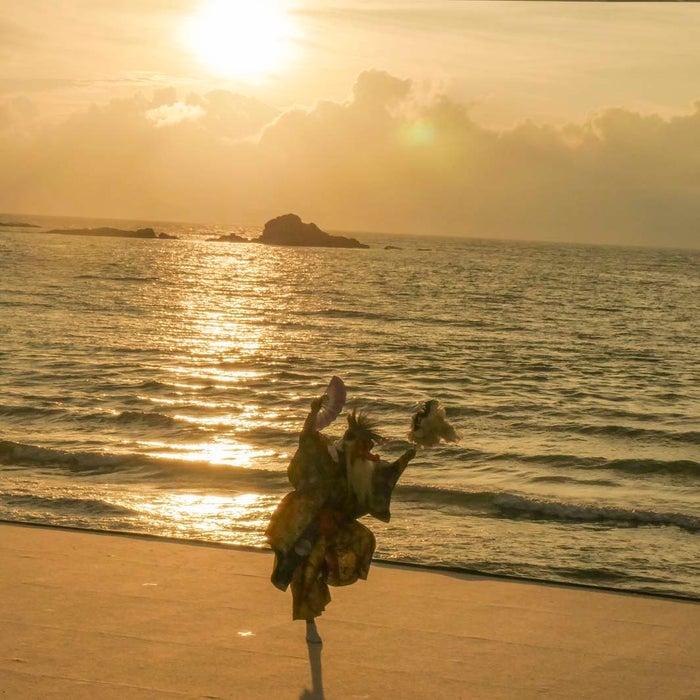 島根は出雲大社だけじゃない 夕暮れ時の「海神楽」でロマンチックな旅行を (C)モデルプレス