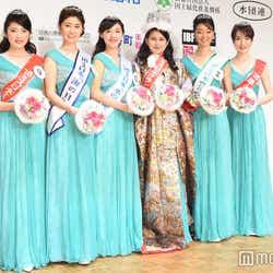「第48回ミス日本コンテスト2016」各賞受賞者