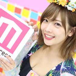 モデルプレスのインタビューに応じた藤田恵名(C)モデルプレス