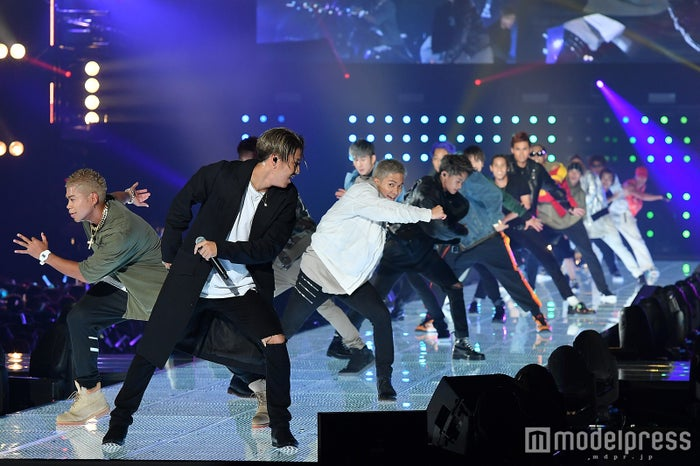 THE RAMPAGE from EXILE TRIBE (C)モデルプレス