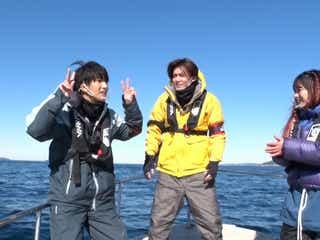 ジャニーズWEST濱田崇裕、大好きな釣りロケで反省 小瀧望は新たな才能開花?