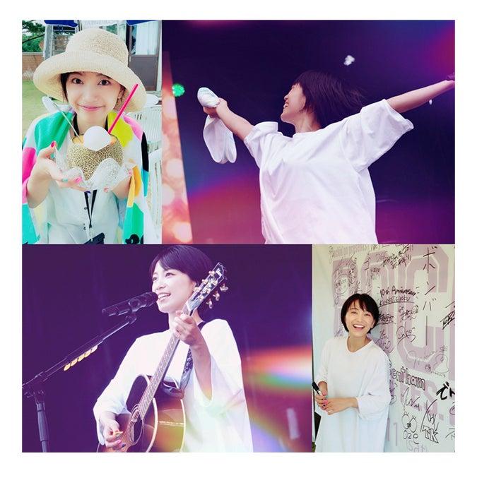 ショートカットになったmiwa/miwaオフィシャルブログ(LINE)より
