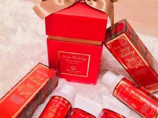 【2017クリスマスコフレ】優雅な香りに満たされる。テラクオーレの限定コフレ