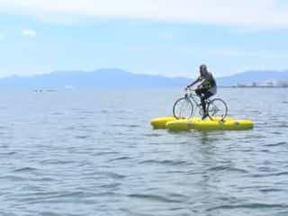 琵琶湖の上を自転車で!思いっきり楽しめる関西のレジャー2つ