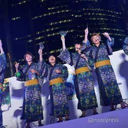 (左から)間宮祥太朗、小関裕太、加藤諒、岡山天音、杉野遥亮、甲斐翔真(C)モデルプレス