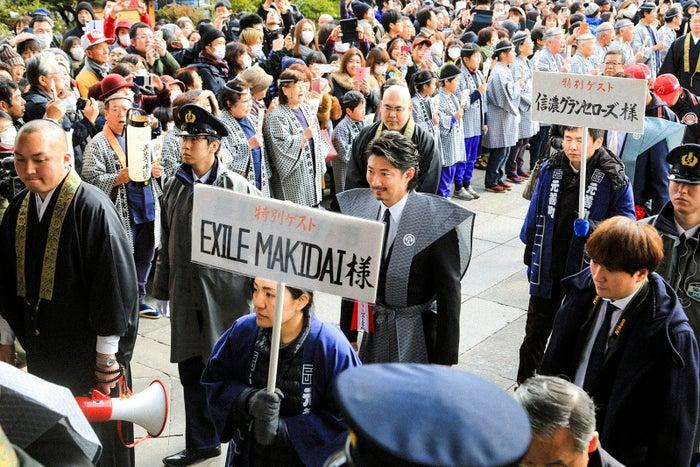 MAKIDAI(画像提供:LDH JAPAN)