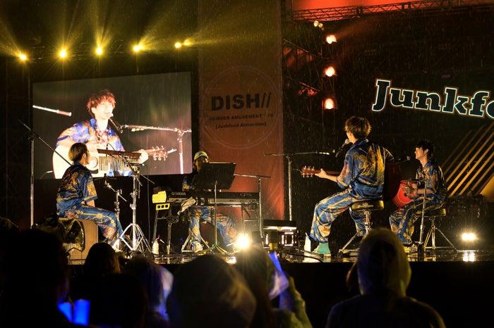 DISH//(提供写真)