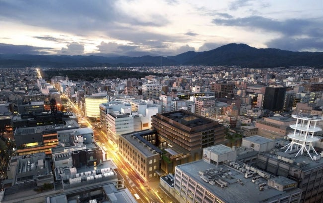 画像提供:隈研吾建築都市設計事務所