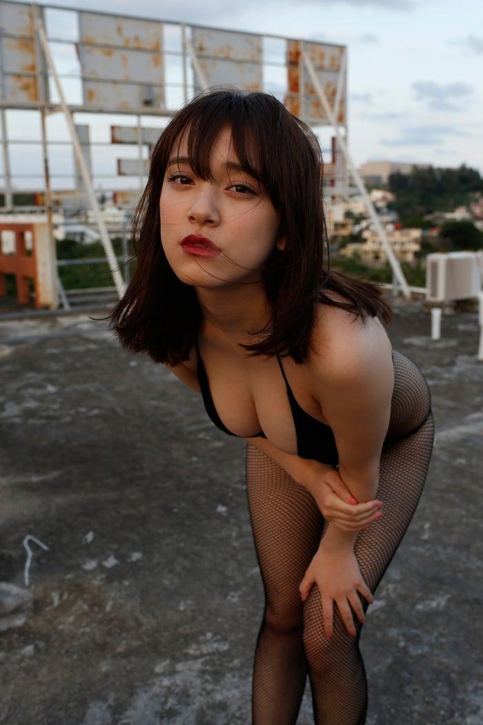 都丸紗也華(C)小塚毅之/週刊プレイボーイ