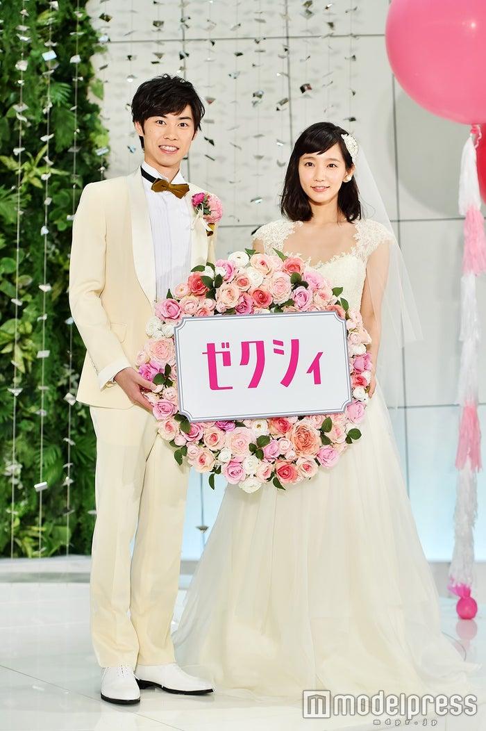 吉岡里帆、戸塚純貴(C)モデルプレス