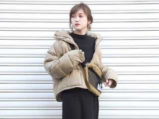 ユニクロのニットワンピの冬コーデ!プチプラで作るトレンドの着こなし方