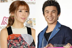 (左から)仲里依紗、中尾明慶 (C)モデルプレス
