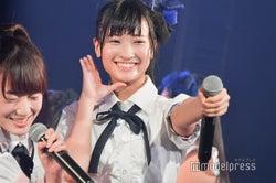 庄司なぎさ/AKB48柏木由紀「アイドル修業中」公演(C)モデルプレス