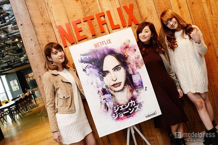 ハマる女子続々!新感覚の海外ドラマ「ジェシカ・ジョーンズ」がブームの予感【モデルプレス】