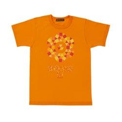 「24時間テレビ40」チャリTシャツオレンジ(画像提供:日本テレビ)