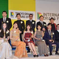 モデルプレス - 石原さとみ、堺雅人、満島ひかりら受賞「東京ドラマアウォード2014」