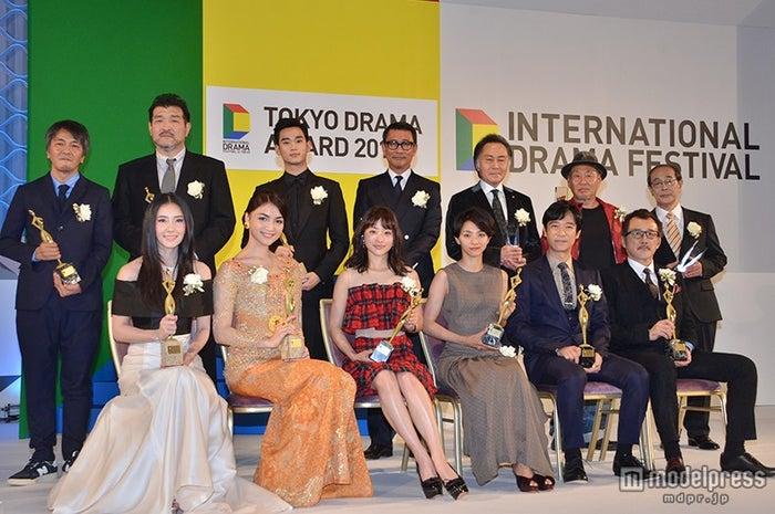 石原さとみ、堺雅人、満島ひかりら受賞「東京ドラマアウォード2014」【モデルプレス】