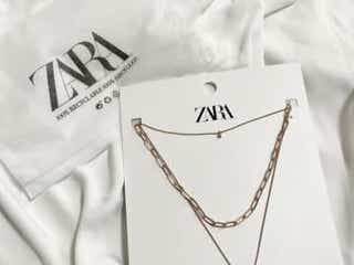 3つセットで1990円は安い!ZARAの「ゴールドネックレス」毎日つけたくなるオシャレさです