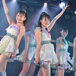 鈴木くるみ、前田彩佳/AKB48柏木由紀「アイドル修業中」公演(C)モデルプレス