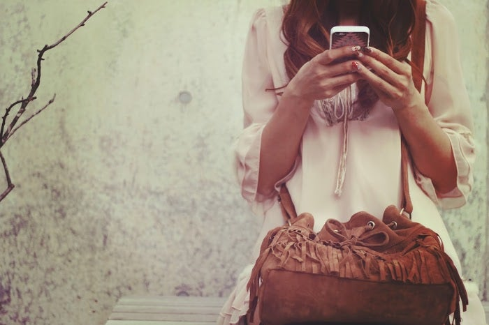 日記のような内容は控えた方がベター/photo by GIRLY DROP