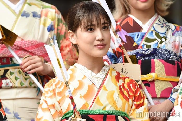藤井夏恋 (C)モデルプレス
