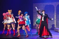 ミュージカル「美少女戦士セーラームーン-Amour Eternal-」のゲネプロの様子 (C)モデルプレス