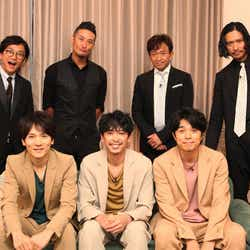 モデルプレス - TOKIO×トニセン、本音語り合うホームパーティー開催 ジャニーさんが語ったジャニーズ最強グループとは<コメント>