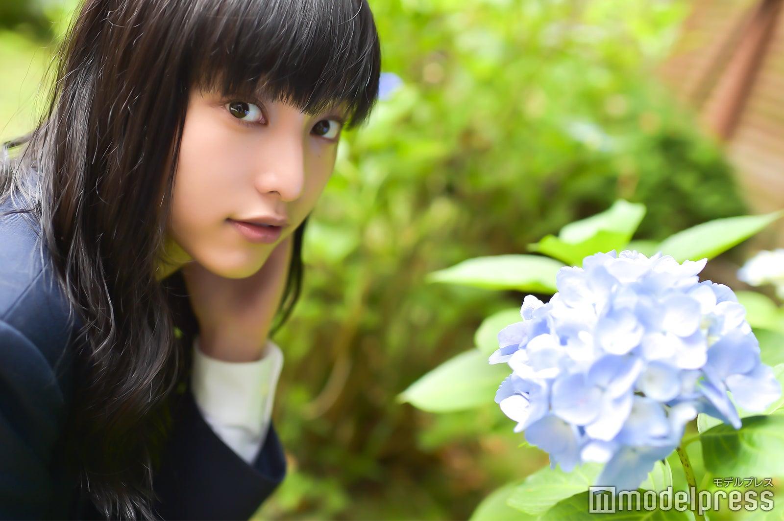 モデルプレスのインタビューに応じた山田愛奈 (C)モデルプレス