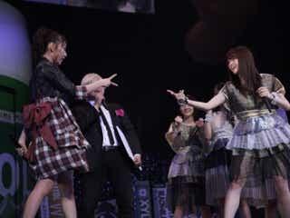 "HKT48vs乃木坂46で、HKT48が勝利!""GUM ROCK FES. In 日本武道館""開催"