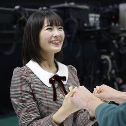 """清宮レイ/乃木坂46""""4期生お見立て会""""(提供写真)"""