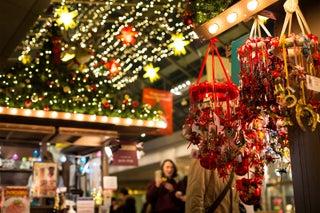 六本木ヒルズで「クリスマスマーケット2018」絶品ドイツ料理など2,000品目