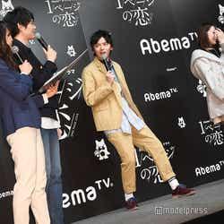 胸キュンシーン再現のハードルの高さに驚く濱田龍臣 (C)モデルプレス