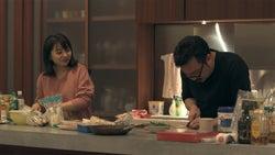優衣、理生(休日課長)「TERRACE HOUSE OPENING NEW DOORS」43rd WEEK(C)フジテレビ/イースト・エンタテインメント