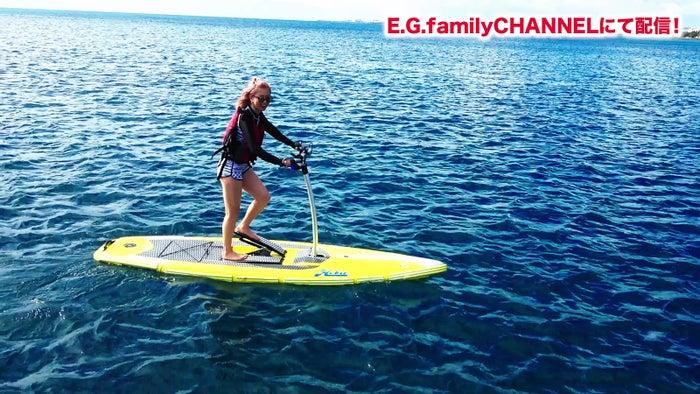 10日配信『E.G.familyCHANNEL』より(画像提供:LDH JAPAN)