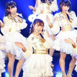 古畑奈和、須田亜香里、高柳明音/SKE48「TOKYO IDOL FESTIVAL 2018」 (C)モデルプレス